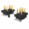 Rectangular Connectors - Headers, Male Pins -- BKT-145-01-F-V-A-P-ND -Image