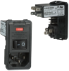 Power Entry Connectors - Inlets, Outlets, Modules -- CCM1372-ND -Image