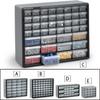 AKRO-MILS Parts Storage Cabinets -- 4476000