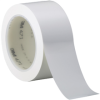 "1"" x 36 yds. (6 Pack) White - 3M - 471 Solid Vinyl Tape -- T9654716PKW"