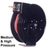 Hosetract LB-240 1/4 x 40 Low Pressure Hose Reel - MADE IN U -- HOSLB240 -- View Larger Image