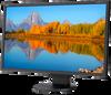 """24"""" LED-Backlit Desktop Monitor w/ Integrated Speakers -- EA243WM-BK -- View Larger Image"""