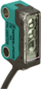 Laser triangulation sensor with background suppression -- OBT80-R3-E2-L