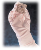 Stat-Tek(TM) ESD Gloves, Lint Free Antistatic Nylon Fabric, Urethane Coated Palm, Men's, X-Large -- 616314-01154-Image