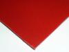 PVC Expanded (Foamed) Sheet - Red
