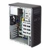Supermicro SC731 D-300B - Mid tower - micro ATX - power supp -- CSE-731D-300B