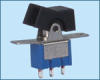 Miniature Rocker and Lever Handle Switch -- RLS-102-A1 RLS-102-A1 - Image