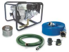 Engine Drive Pump Kit,4.8HP,Honda Engine -- 7AJ17