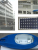 Battery-on-the-top Solar Light (S-SL43)
