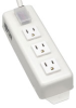 Power It! Power Strip with 3 Outlets and 6-ft. Cord -- TLM306NC
