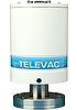 Televac Miniature Bayard Alpert Ionization Active Vacuum Gauge -- MP3DR - Image