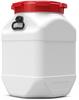 66 Liter Square Plastic Drum -- 7466