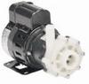 Magnetic Drive Centrifugal Pump, ODP Motor; 17 GPM/27 ft, 230V -- GO-07023-12