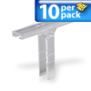 LABEL HOLDER 10/PK FOR KN-EB7 KONNECT-IT -- KN-MA-2-10