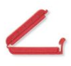 Closure Clamp, Red -- 99942