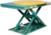 Low Profile / Rotating Lift Table -- Lift-N-Spin Series