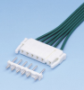 Wire to Board Crimp style Connectors -- DV connector - Image