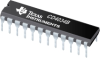 CD4034B CMOS 8-Stage Static Bidirectional Parallel/Serial Input/Output Bus Register -- CD4034BE - Image