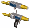 HVOF Liquid & Gas Fuel Gun -- Diamond Jet®