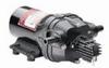 31801-0115 - Continuous-Duty Double-Diaphragm Pump; PP/Santoprene, 3.5 GPM, 115 VAC -- GO-75102-00 - Image