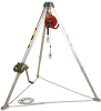 Protecta PRO Silver, Zinc Yellow, Red Confined Space System - 50 ft Length - 648250-01045 -- 648250-01045