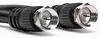 RG59 F Plug Cord Black 25' -- 33-100-300