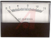 AC AMMETERS, 0-15 AAC -- 70009751