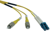 2M (6-ft.) Duplex SMF 8.3/125 Patch Cable (LC/FC) -- N378-02M