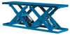 Double Long (PDL) Series Lift Tables -- PVWEDL-8036