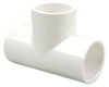 PVC Schedule 40 Pressure Pipe Fittings