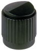 EHC (ELECTRONIC HARDWARE) - MS91528-OD1B - ROUND SKIRTED KNOB, 3.175MM -- 680780