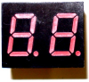 Dual Digit Display -- A-522SR