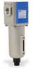 Pneumatic / Compressed Air Filter: 3/8 inch NPT female ports -- AF-333-AD - Image