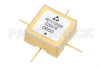 Surface Mount (SMT) Voltage Controlled Oscillator (VCO) 40 MHz to 100 MHz, Phase Noise of -138 dBc/Hz, 0.5 inch Hi-REL Hermetic -- PE1V13005 - Image