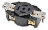 20A Heavy-duty Single Receptacle: locking, 120/208 VAC, NEMA L21-20 -- 72120FR