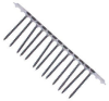 Collated Dry Wall Screws - Coarse Grey Phosphate