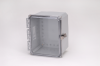 Nema and IP Rated Electrical Enclosure 10X8X2 -- H10082HCFLL - Image
