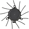 4.80 Watt (W) Power PLB07010B-H Series Type H Frameless Fan -- PLB07010B12H-H -Image