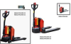 BALLYPAL Fully Electric Pallet Truck -- HBALLYPAL33N-27 -Image
