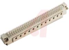 Connector, DIN 41612, 96 Position; Malestyle C, 3.0mm L, right angle contact -- 70107522 - Image