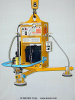 Battery Powered Vacuum Lifter -- PA95-3-TH - Image