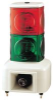 AUTONICS - MSGS-502-RYGBC - SIGNAL LIGHT TOWER, 24VDC, 1.04A, 25W -- 540274 - Image
