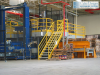 Pre-Engineered Steel Mezzanines and Work Platforms