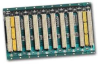 J1 Monolithic VME64 Backplane -- LC -- View Larger Image