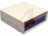 Enclosure; ABS Plastic; Textured Polystyrene; Gray; 7.09 in.; 2.04 in. -- 70166919