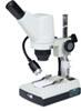 Fundamental Inspection Microscope with built-in camera, max mag to 40x, LED illumination, widefield 10x eyepiece -- EW-48900-16