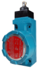 Explosion-Proof Limit Switches LSX Non Plug-in: Top Roller Plunger; 1NC 1NO SPDT Snap Action; 0.5 in - 14NPT conduit -- LSXD3K