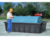 PIG Tank Spill Containment Unit with Drain -- PAK108-Image