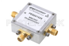 Double Balanced Mixer Operating from 2.5 GHz to 6 GHz with an IF Range from DC to 1.5 GHz and LO Power of +17 dBm, SMA -- PE86X1025 -Image