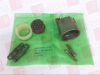 AMPHENOL 97-282-22-14 ( CIRCULAR CONNECTOR; FOR USE WITH:97 SERIES CIRCULAR CONNECTORS; CONNECTOR BODY MATERIAL:ALUMINIUM ALLOY; CONNECTOR TYPE:CIRCULAR INDUSTRIAL; CONNECTOR ) -- View Larger Image